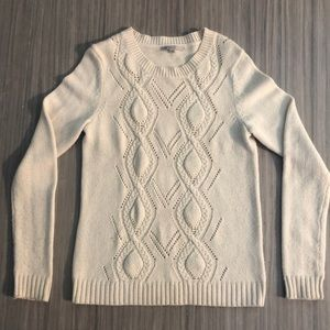 Gap Womens Small Long Sleeve Pullover Seeater